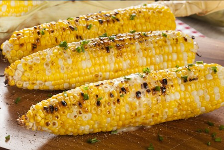 Corn on the Grill and BBQ