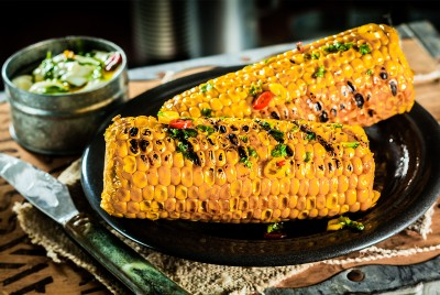 Corn with Herbs