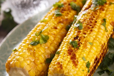Corn and Seasoned Butter